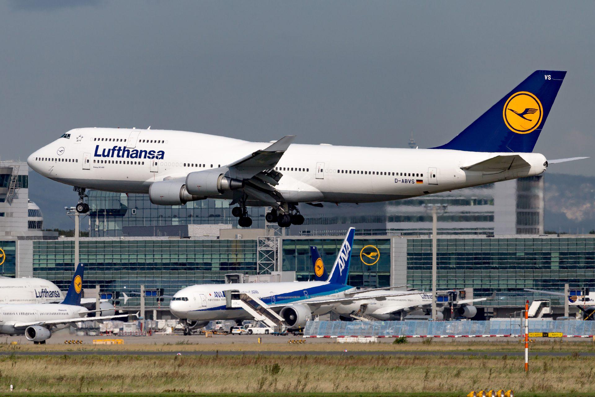 Frankfurt am Main Airport | EDDF